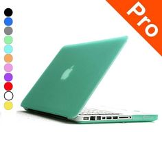 Cover Logo Frosted Surface Matte Hard Cover Laptop Protective Case For Apple Macbook Pro 13.3 Inch Sale - Banggood.com
