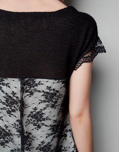 Knit/Lace comb