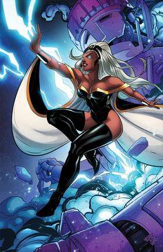Storm by Jackson Gee (X-Men / Marvel Comics)
