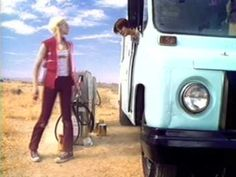 The Smashing Pumpkins - Today.  This video made me want an ice cream truck so bad!