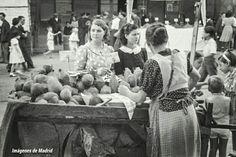 Año 1940 fiestas de Chamberí