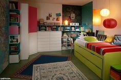 Bedroom for kids! #lagrama #bedroomkids #roomdecor More inspirations: https://www.facebook.com/TralhaoDesignCenter/