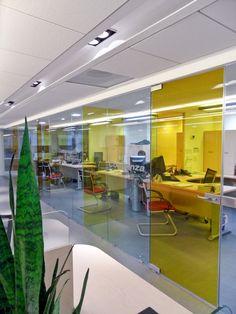 Oficinas Corporativas ACCOR - TRAZOENTREDOS arquitectos