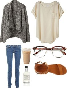 Yes no outfit is complete with out an iced ...