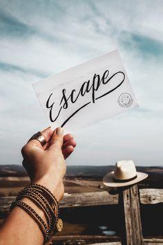 #whereisyourescape #ontheblog