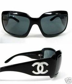 e0a6130a50 Signature Chanel Sunglasses Hit or Miss ! Ray Ban Outlet