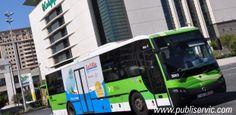 Rotulación La Villa. Contacta con nosotros en el 922 646 824 o vía email a mailto:comercial@... #publiservic #rotulacion #autobus Advertising