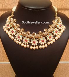 Antique Kundan Necklace photo