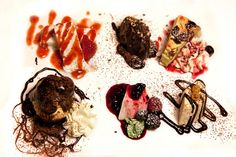 mix di dessert.........che bontà