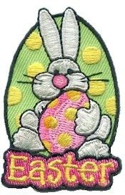 Easter Fun Patch | Girl Scout Fun Patches | PatchFun.com