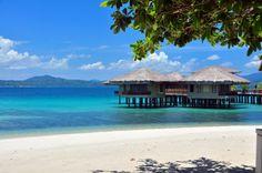 Dos Palmas Island, Philippines