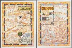 Grenada 1975 SG 1216 Trains of the World Fine Mint Scott 1124 Other Grenada Stamps HERE