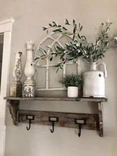 ✔ 78 rustic farmhouse living room design and decor ideas for your home 48 Related Farmhouse Style Kitchen, Country Farmhouse Decor, French Country Decorating, Rustic Decor, Modern Farmhouse, Vintage Farmhouse, Modern Country, Red Farmhouse, Rustic Entryway