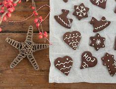 Weihnachtskekse mit Kakao - Leckeres Rezept für Weihnachten