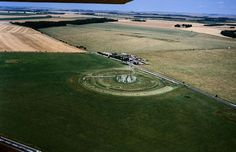Stonehenge-Far Away Perspectives Of Famous Places Will Change The Way You See Them Forever