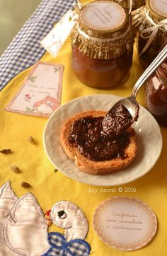 Any secret...: Confettura pere cioccolato e cardamomo