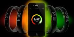 Nike+ Fuelband is probably the coolest thing to ever come to fitness. want want want want