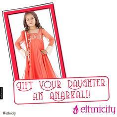 Let your daughter shine with #ethnicity as you gift her a beautiful Ankarkali! #kidswear #kidsfashion #kidswear #kidsfashion #kidswear #kidsfashion #kidsfashion #kidswear #fashion #kidswear #kidswear