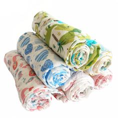 Soft and Warm Receiving Blankets For Boys and Girls by Sugar House White Muslin Swaddle Blankets: Unisex Cotton Baby Blanket