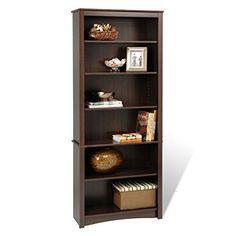 Sonoma 77″ Bookcase – 6 shelf