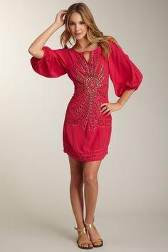 Love Token Beaded Dress