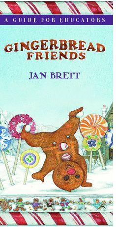 Jan Brett Gingerbread Friends Educators Guide
