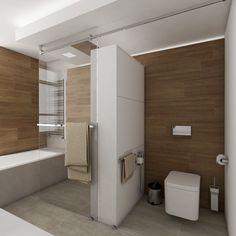 Luxusní koupelna BEIGE DELUXE - Pohled od umyvadla