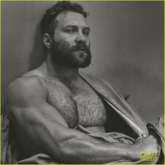 jai courtney goes shirtless for interview magazine 01 Jai Courtney goes shirtless and shows off his killer body on one of three covers for Interview magazine's June/July 2015