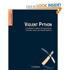 Violent Python: TJ O'Connor