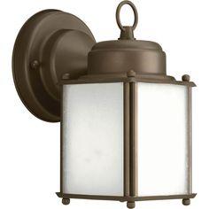 Laurel designs outdoor wall light fixture dark bronze coach lamp 2 progress lighting p5986 roman coach single light small square outdoor wall lantern workwithnaturefo