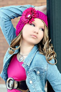 Tween Hats Slouch Hat Sparkle Hat Raspberry Beret by foreverandrea, This hat is only available by special request.