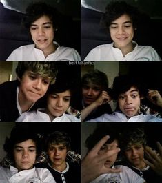 Find images and videos about one direction, niall horan and on We Heart It - the app to get lost in what you love. Fetus One Direction, One Direction Humor, One Direction Pictures, I Love One Direction, Harry Styles Fetus, Young Harry Styles, Harry Styles 2010, 5sos, Niall E Harry