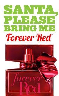 NEW! Forever Red™ Eau de Parfum #BBWGifts