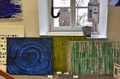 "Ausstellung ""Frühjahresputz"" Februar-März 2017 Weilheim, astridstoeppel.com"