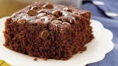 How to make Chocolate Snack Cake - Snacksforevening
