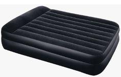 Premium-Luftbett 203x152x46 cm mit integrierter elektr. Pumpe-selbstaufblasend (2 Personen Doppelbett): Amazon.de: Küche & Haushalt