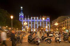 Plaza de Santa Ana, Madrid