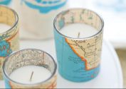 Travel Theme decor or centerpieces