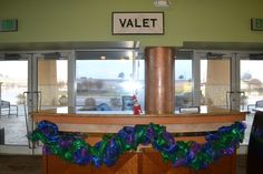 Our elf on the shelf at Remington Park!