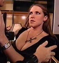Mcmahon naked Stephanie boobs