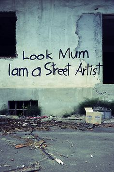 graffiti quote Street Art urban art George Raggett