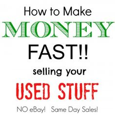 how to make money selling your used stuff on facebook1 300x300 How to Make a Quick Buck with Your Used Stuff (No eBay)