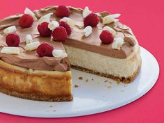 Browse recipes for any time of day with help from My Food and Family. Explore our recipes for breakfast, lunch, dinner, snacks, holidays and more. Chocolate Mouse Cheesecake, Cheesecake Mousse Recipe, Cheesecake Recipes, Cookie Recipes, Chocolate Cakes, No Bake Desserts, Just Desserts, Delicious Desserts, Dessert Recipes