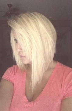 half-log hair: 15 beautiful mid-length hair cuts  #beautiful #length