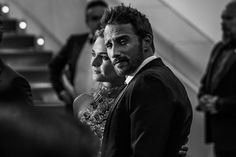 Black and White Portraits from the Cannes Festival 2015 – Fubiz™