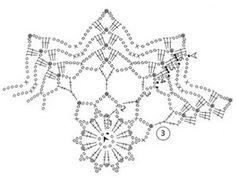 Звездочки и снежинки крючком для интерьера, схемы. Обсуждение на LiveInternet - Российский Сервис Онлайн-Дневников Crochet Snowflake Pattern, Crochet Snowflakes, Crochet Mandala, Crochet Squares, Crochet Motif, Crochet Doilies, Crochet Patterns, Crochet Christmas Ornaments, Christmas Snowflakes