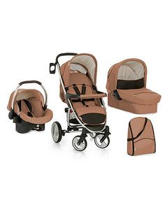 Hauck Malibu XL All in One Pram and Pushchair Travel System 6153cfa5b7
