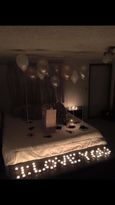 🎊Romantic Surprise for my love? 🎊Romantic Surprise for my love? True Love,hornyness couples,smile more day decorations surprise Romantic Room Surprise, Romantic Night, Romantic Birthday, Romantic Dinner Setting, Romantic Honeymoon, Romantic Ideas, Honeymoon Ideas, Romantic Dinners, Romantic Room Decoration