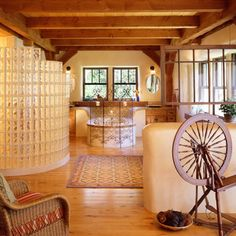 Straw Bale House Design, Pictures, Remodel, Decor and Ideas - page 5
