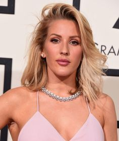 Ellie Goulding's New Tattoo Is Actually a Work of Art from InStyle.com